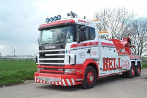 Scania 144GA 6x4 530